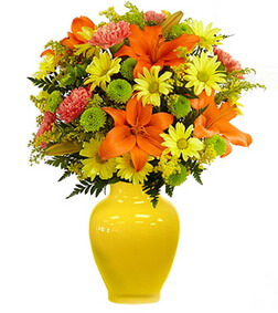 Keep Smiling Mixed Bouquet