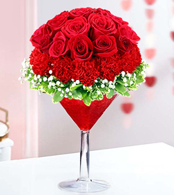 Love Potion Bouquet