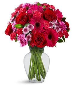 Make Me Blush Bouquet