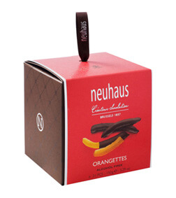 NEUHAUS BRUSSELS COLLECTION ORANGETTES