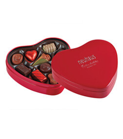 Neuhaus Red Metal Heart