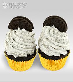 Oreo Decadence - 2 Cupcakes