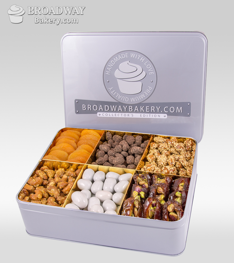 Party Dried Fruits and Nuts Gift Box