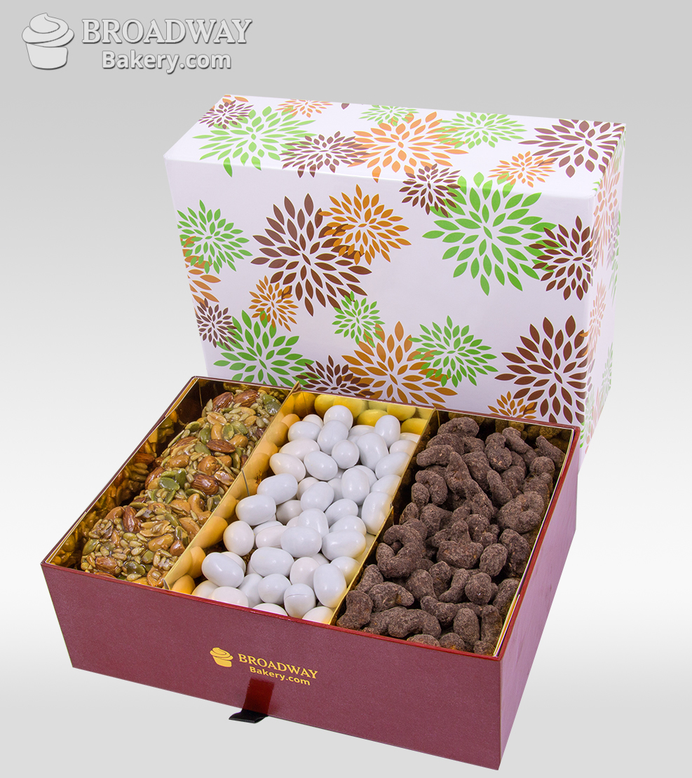 Celebration Nuts Gift Box