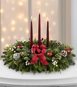 Holiday Blessings Centerpiece