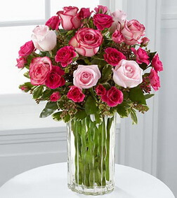 Paris Pinks Bouquet