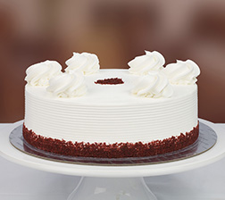 Sugarfree Red Velvet Dream Cake - 1Kg