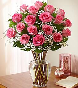 Rose Elegance Pink Roses