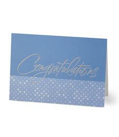 Sincere Congratulations Card