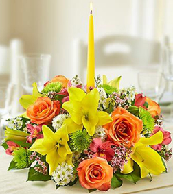 Sweet Sunshine Centerpiece