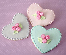 Sweetheart Charms Cookies