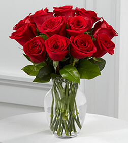True Love Valentine Rose Bouquet
