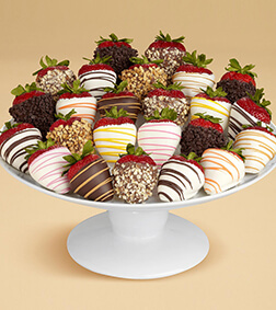 Two Full Dozen Strawberry Medley