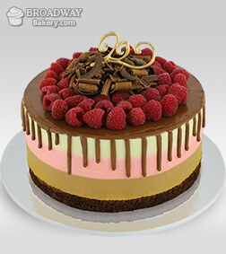 Party Favorite Mousse Cake - 2kg