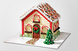 Dream Home Gingerbread House