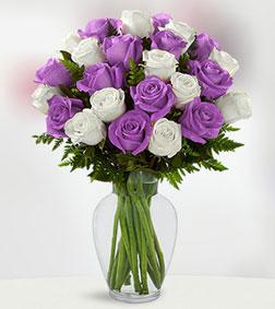 Purple Beauty Bouquet