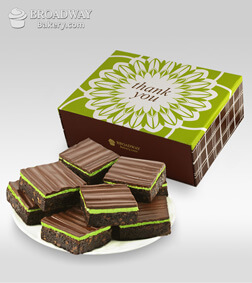 After Eight - 12 Brownies