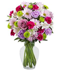 Purple Confection Bouquet