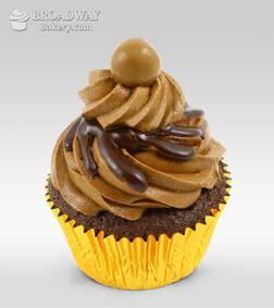 One Mocha Cupcake