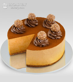 Heaven′s Delight Mousse Cake - 1/2kg
