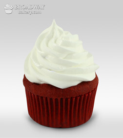 Red Velvet Addiction - Single(1) Cupcake