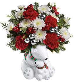 Send a Cuddle Bears Bouquet