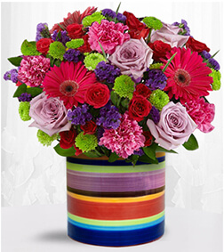 Show Your Colors Bouquet