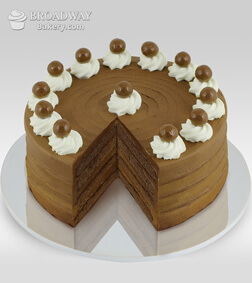 Signature Chocolate Cake -  1/2kg