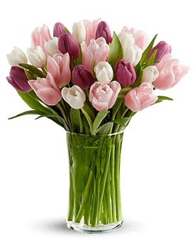 Painted Skies Tulip Bouquet AED 32999 Shop Now