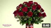 Endless Kisses - Long Stemmed Roses