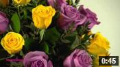 Radiant Rose Bouquet