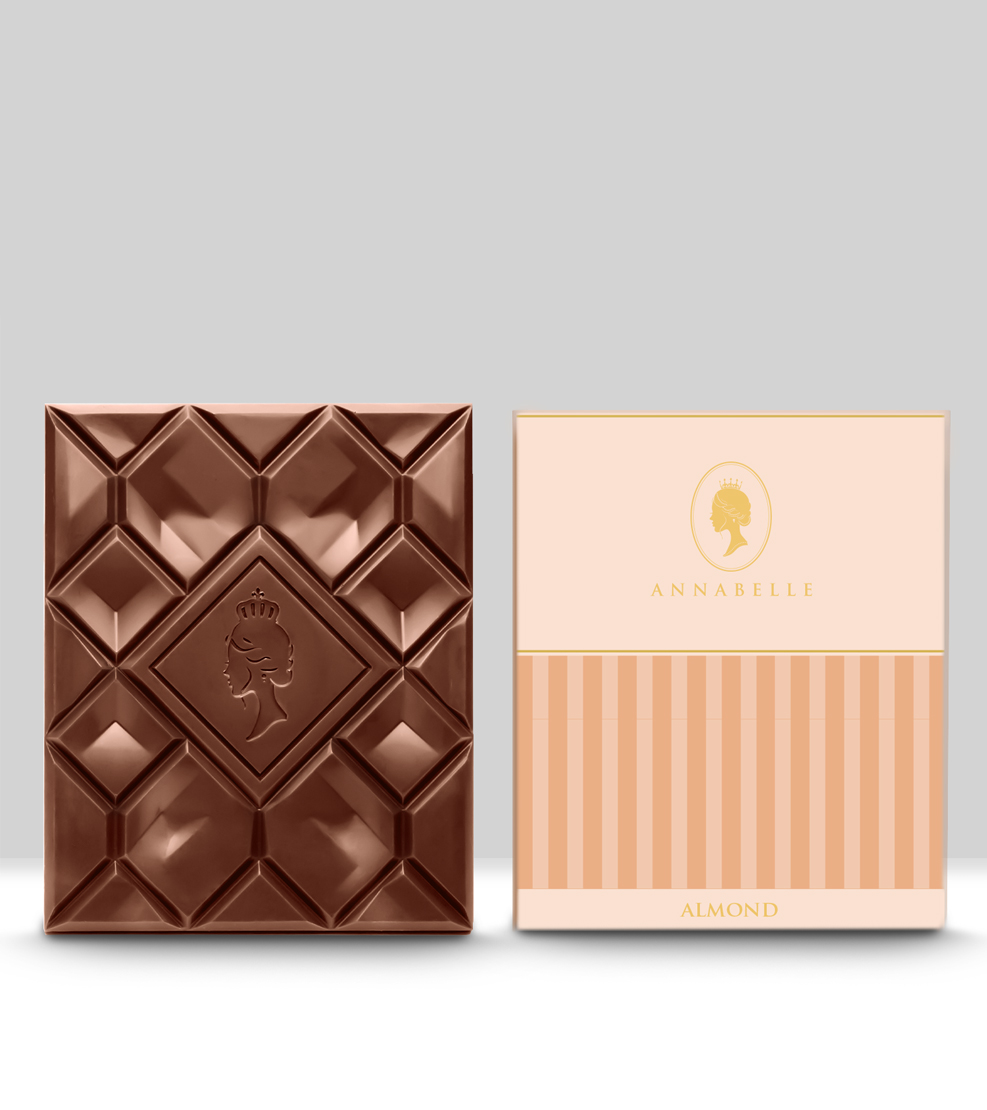 Almond chocolate bar by annabelle chocolatefactory 49090 roll over image to zoom in izmirmasajfo