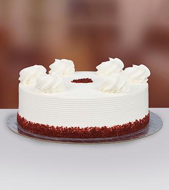 Eggless Red Velvet Dream Cake - 1Kg