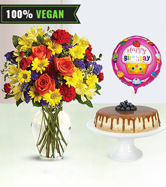 Sentiments Vegan Cheesecake Bundle