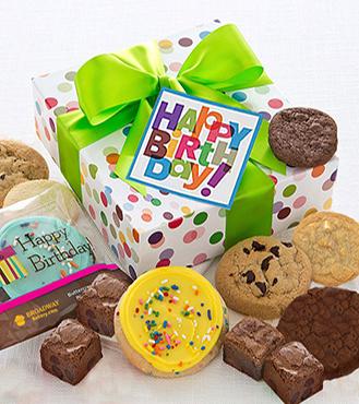 Birthday Treats Gift Box