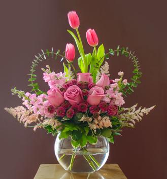 Tender Hearts Bouquet