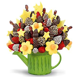 Ramadan Mubarak Fruit Bouquet (Large)