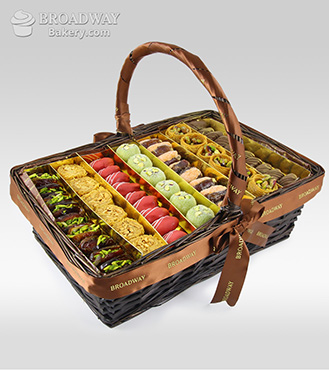 Flavors of Tradition Basket