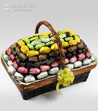 Decadent Dipped Dates Basket