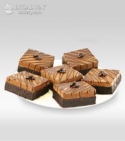 Mochalicious - 6 Brownies