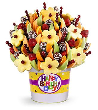 Party Pleaser Fruit Bouquet