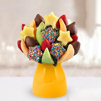 Scrumptious Surprise Fruit Bouquet