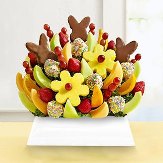 Sweet Sentiment Fruit Bouquet
