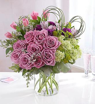 Purple Melody Bouquet
