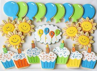 Birthday Blast Cookies