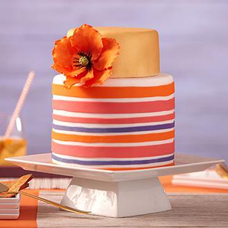 Poppy Stunner Cake