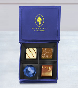 Iconique Collection Chocolate Box by Annabelle Chocolates