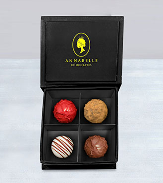 Gentleman's Brunch Truffles Box by Annabelle Chocolates
