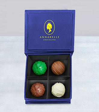 Executive Chocolate Truffles Box by Annabelle Chocolates