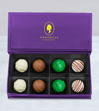Mi Amore Chocolate Truffles Box by Annabelle Chocolates